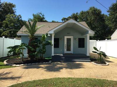 Photo for Fall Specials!  Charming 2 bedroom, quick walk to beach