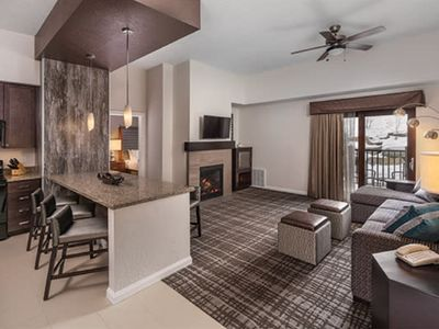 Photo for Ski-In Ski-Out 2-Bedroom Condo at Park City Canyons