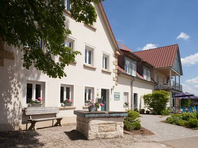 Photo for Country holidays in beautiful Bavaria - the Romantic Franconia invites you to relax