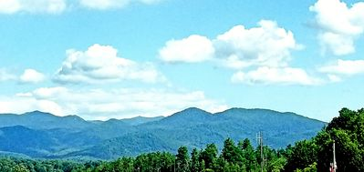 Photo for 10 Acres; Huge Hot Tub; Blue Ridge Mnt Views,