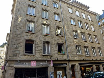 Photo for Apartment Désilles in Saint Malo - 5 persons, 2 bedrooms