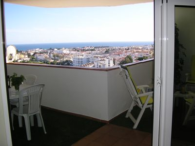 Photo for ALBUFEIRA Opening on the open sea