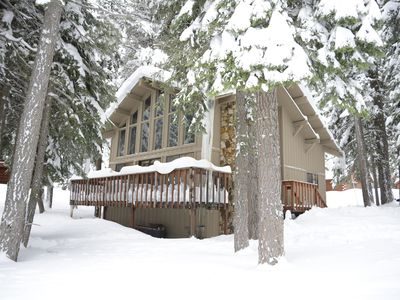 Photo for Comfy Tahoe Donner Home for Mountain Get-Away !