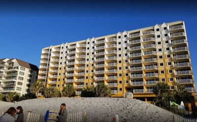 Photo for Shore Crest Vacation Villas™ I & II - Myrtle Beach - 2 Bedroom Partial Oceanview