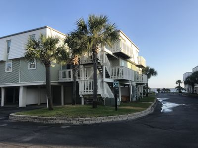 The Boardwalk C1 -- end unit with the sound around the corner!