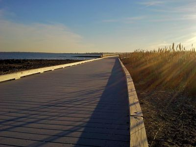 Silver Sands Boardwalk