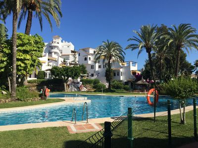 Photo for 1BR Apartment Vacation Rental in Marbella