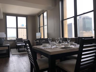 Photo for Penthouse 2 Bedroom in the Heart of Downtown!