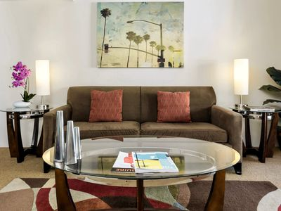 Photo for Palm Springs 5-Star Contemporary Comfort