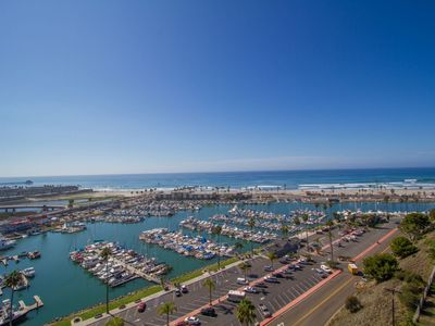 Photo for Enjoy Panoramic Ocean Views from Oceanside to La Jolla- High Rise Lifestyle