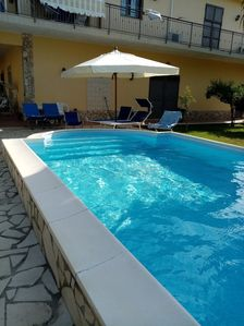 Photo for VILLA A FEW KM FROM A SIRACUSA AIR-CONDITIONED, PARKING POOL