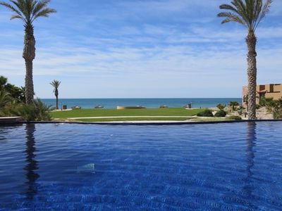Changes in Latitude!  relax at the pool or the Beach.  Bella Sirena Villa 16!!!