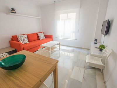 Photo for I ASK 2 BEDROOMS IN THE CENTER OF GRANADA, WIFI