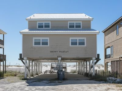Photo for HAVE A BALL with Kaiser in Brown Pelican East: 3 BR/2 BA House in Gulf Shores Sleeps 10