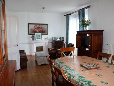Photo for Holiday Home - Saint Efflam - Beachfront in Lovers