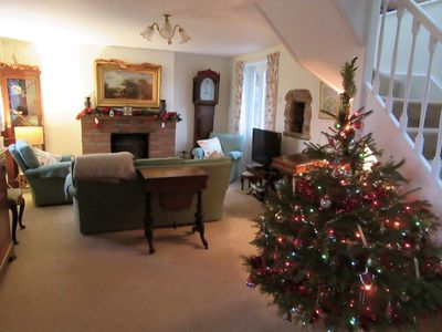 Christmas at Clare's Cottage sleeps 2