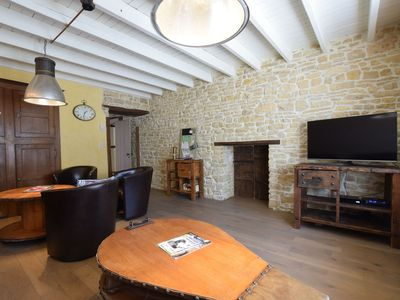 Photo for Lavish Holiday Home in Chassepierre with Terrace