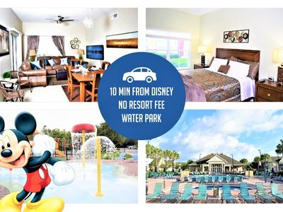 Photo for Immaculated!Villa Near Disney! Pool, Jacuzzi, Karaoke, Free WiFi and Parking