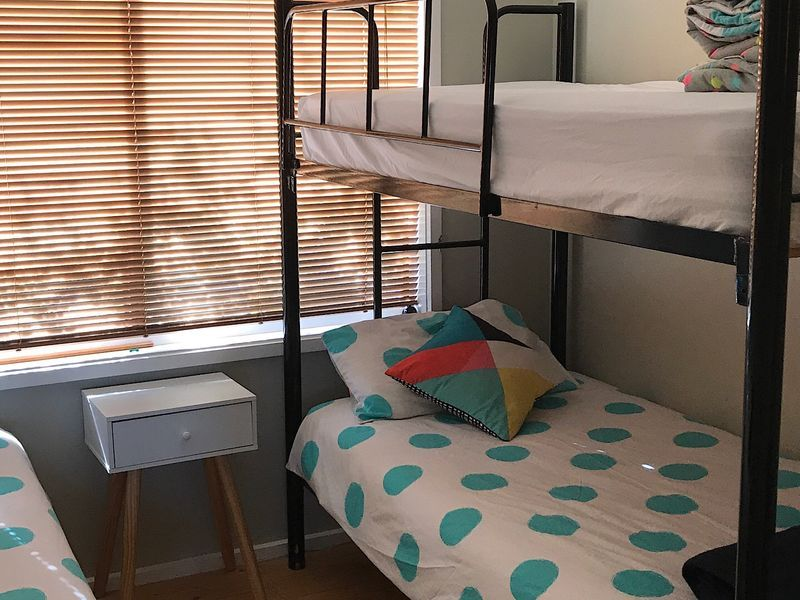 Family beach house pet friendly, San Remo, Victoria ...