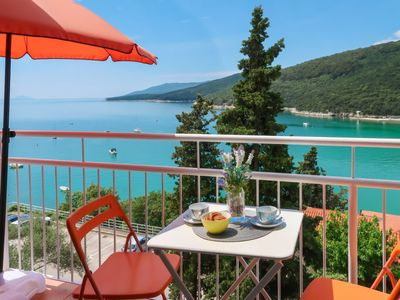 Photo for Apartment Boris (RAC160) in Rabac - 4 persons, 2 bedrooms