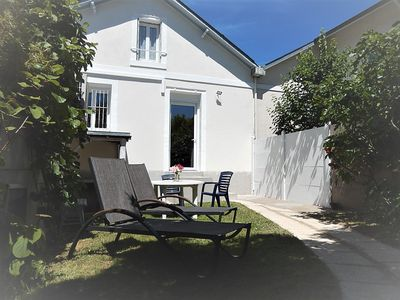 Photo for Independent lodging in the medieval city of La Charité sur Loire 100m from the Loire