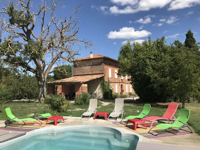 Photo for 5BR House Vacation Rental in Fourmagnac, Occitanie