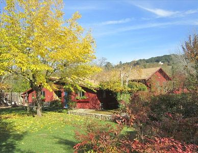 Photo for Sol Y Luna. Charming Country Getaway. Pool, Hot Tub, Fireplace