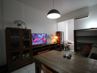 Photo for Apartment in Rio de Janeiro with Lift, Air conditioning (738437)