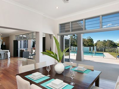 Photo for Luxury in Tallebudgera GOLF, BEACH & COUNTRY