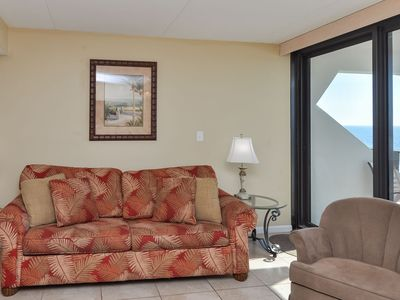 Photo for **FREE Nights!** Island Winds East - Beach Front 1BR