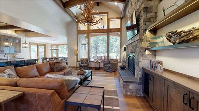 Photo for Families welcome at this chic Caldera Springs home, with A/C and private hot tub