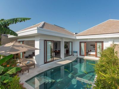 Photo for 2 BDR tropical Villa   at Seminyak