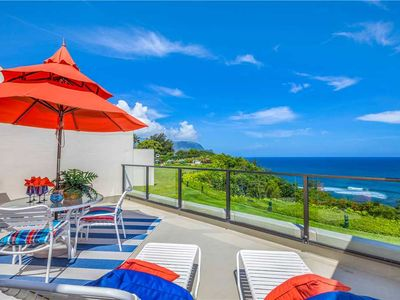Photo for Breathtaking Oceanfront & Bali Hai Views