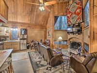 Great house! Perfect location. Everything you need in a quiet cozy cottage.