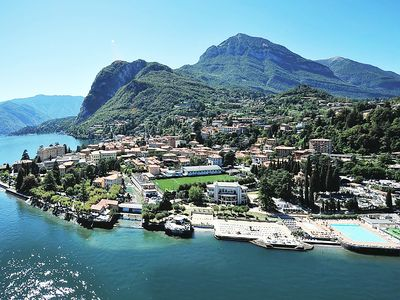 Photo for Lake Como: spacious apartment in an elegant residence just minutes from Menaggio