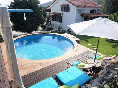 Photo for Villa Heaven's Kinghts 1 with private pool.
