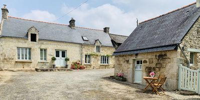 Photo for Lovely Two Bedroom Detached Cottage in the Beautiful Blavet Valley