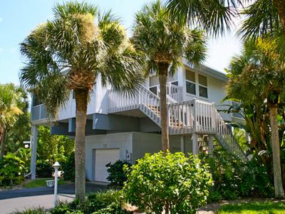 Photo for Private home - 3 bed/3 full-bath at Boca Grande Club - family friendly - beach