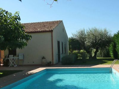Photo for 4 bedroom Villa, sleeps 5 with Pool, Air Con and FREE WiFi