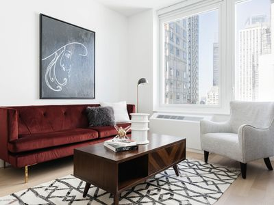 Photo for Bold 1BR in FiDi by Sonder