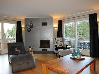 Photo for Lovely apartment in Leogang near Steinberg web