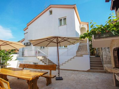 Photo for Holiday apartment 150 m from the beach in a sunny location