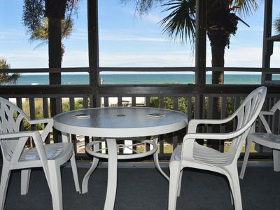 Photo for Early April Special ~ 3 Bdrm/2 Bath ~ Udated ~ Sleeps 8 ~ Direct Oceanfront