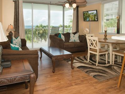 Photo for Pelican 408-- Great Corner unit with fantastic views of DestinWest
