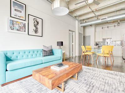 Photo for Sonder | 549 Peachtree | Bright 2BR + Balcony