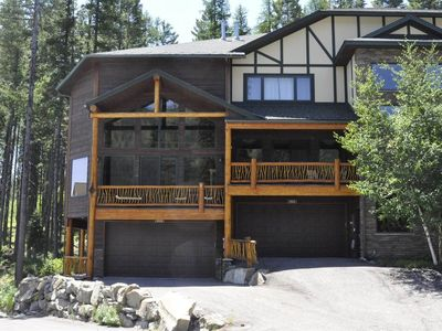 Photo for Gorgeous 5BR Ski-in and Ski-Out Montana Home on Big Mountain with Option for 7BR