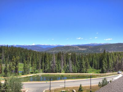 Photo for Slopeside Condo at Base of Peak 8, Sleeps 6!