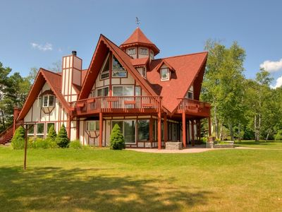 Enjoyable 3Br Cottage Vacation Rental In Canadian Lakes Michigan Beutiful Home Inspiration Semekurdistantinfo