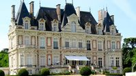 A beautiful chateau with original features and full of character