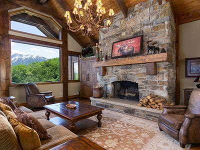 Photo for Luxury Huntsville, Utah Vacation Home - Featuring the Best Snowbasin Views!